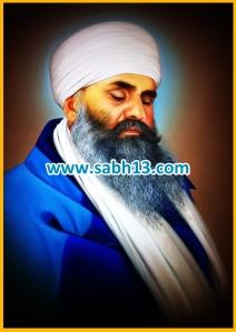 Sant Baba Mann Singh Ji (Pehowa Wale)