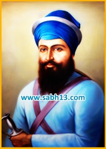 Bhai Daya Singh Ji (Mukhi of the Panj Pyare
